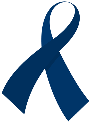 it s dress in blue day which shade did you pick rh colorectal cancer ca clipart colon cancer ribbon
