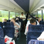 ON BUS JULY 20, 2013